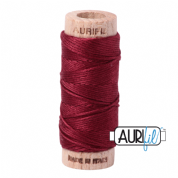 Aurifloss - 6-strand cotton floss - 2460 (Dark Carmine Red)